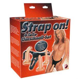 Conjunto Strap-On Skin