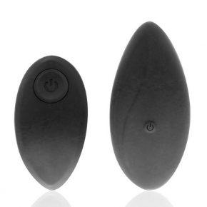 Cueca Vibratória com Comando Black & Silver Zara Panties