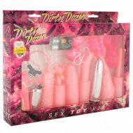 Kit Dirty Dozen Pink Sextoys