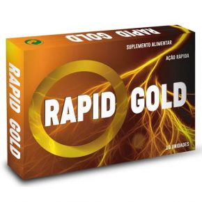 Rapid Gold 10 Comprimidos