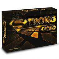 Strong Gold 10 Comprimidos