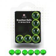 Bolinhas Explosivas Brazilian Balls Efeito Vibrante 6un