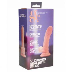 Dildo Realista GC Curved 15cm