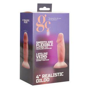 Dildo Realista GC Smooth 12cm