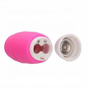 Ovo Vibratório com Comando Love Egg Rosa