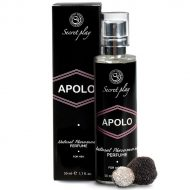 Perfume Masculino com Feromonas Apolo 50ml