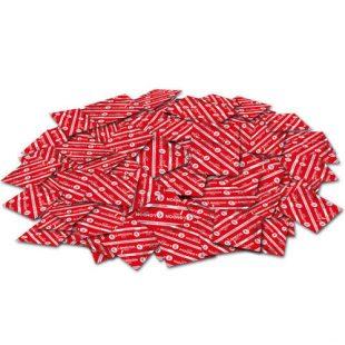 Preservativos Durex London Red Morango 100un