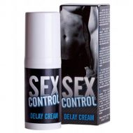Gel Retardante Masculino Sex Control 30ml