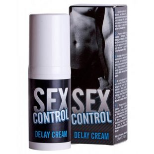 Gel Retardante Masculino Sex Control 30ml