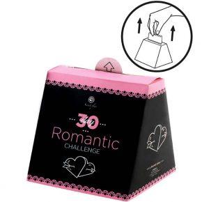Jogo 30 Days Romantic Challenge (FR/PT)