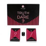Jogo Truth or Dare (FR/PT)