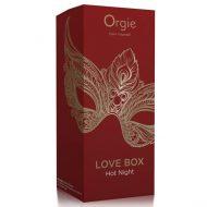 Kit Orgie Hot Night Love Box