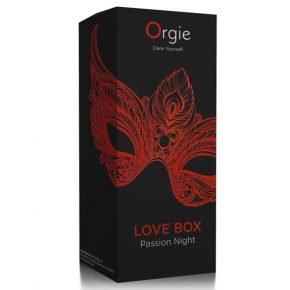Kit Orgie Passion Night Love Box