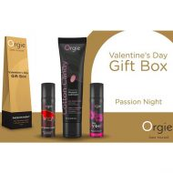 Kit Orgie Passion Night Valentine's Day Gift Box