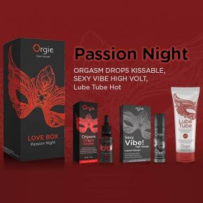 Kit Passion Night Love Box