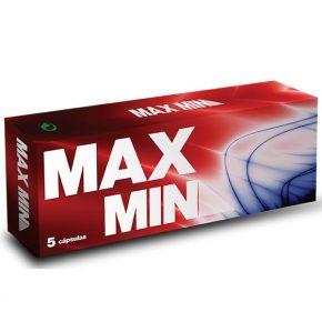 Max Min 5 Cápsulas