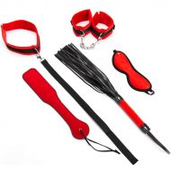 Kit Argus Red Bondage Set