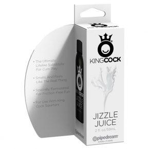 Lubrificante Semelhante a Esperma Jizzle Juice 59ml