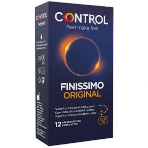 Preservativos Control Finissimo Original 12un