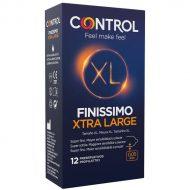 Preservativos Control Finissimo XL 12un