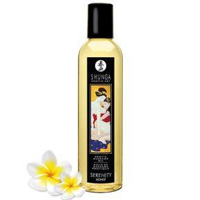 Óleo de Massagem Shunga Monoï