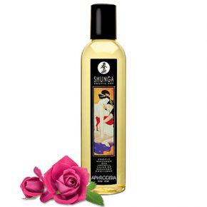 Óleo de Massagem Shunga Rosa