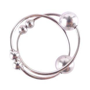 Argolas para os Mamilos Nipple Bull Rings 2un