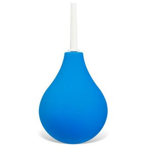 Mini Duche Anal Easy Cleanser Azul