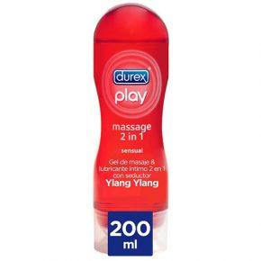 Gel Durex Play Massage 2in1 Sensual 200ml