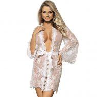 Robe em Renda Subblime 80528 Branco