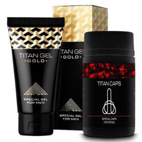 Titan Combo Gold